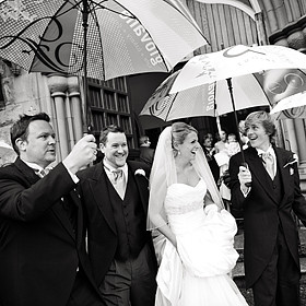 Fairmont Pacific Rim Wedding and Holy Rosary Cathedral